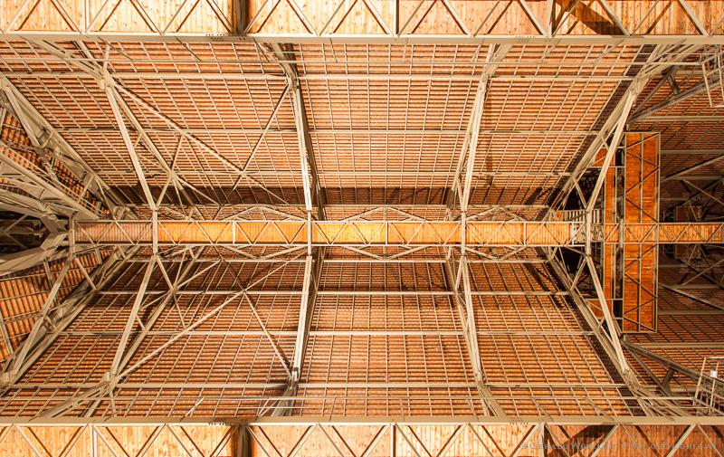 Dachstuhl Stephanskirche dom