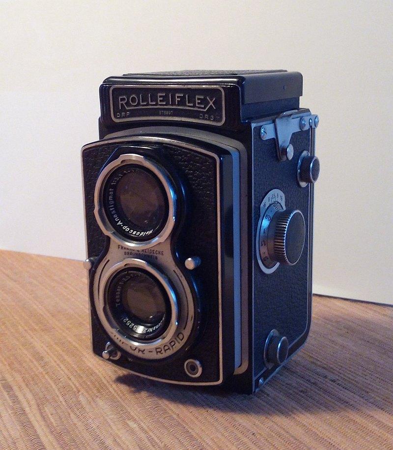 Rolleiflex Standard Neu 6x6