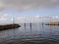 Hafeneinfahrt in Glowe