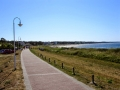 Strandpromenade in Glowe